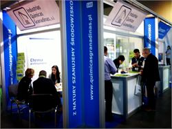 IQG en la feria ISSA INTERCLEAN Central & East Europe Varsovia